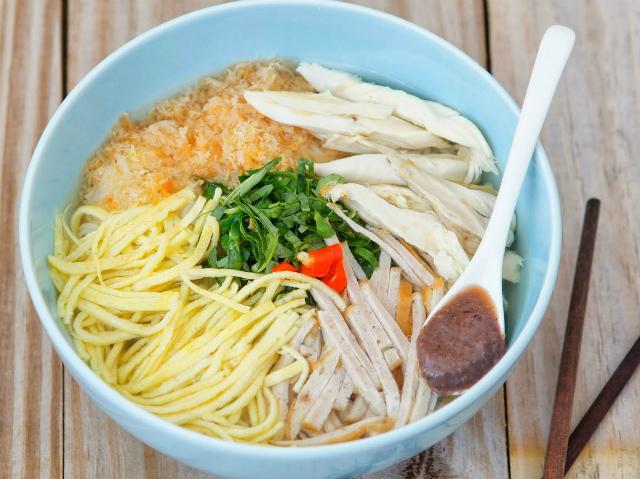 Những món ăn giúp giải quyết đồ ăn thừa sau Tết