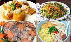 Những món vừa ngon vừa 'giải quyết' đồ ăn thừa sau Tết