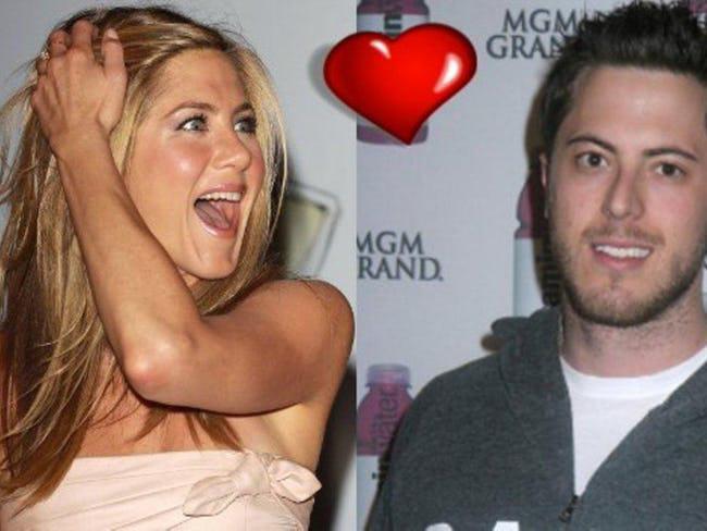 Năm 2010, Jen thường xuyên bị chụp ảnh đi chơi với bồ cũ của Lindsay Lohan là Harry Morton.