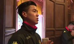 Quang Hải, Duy Mạnh đi lễ chùa đầu năm