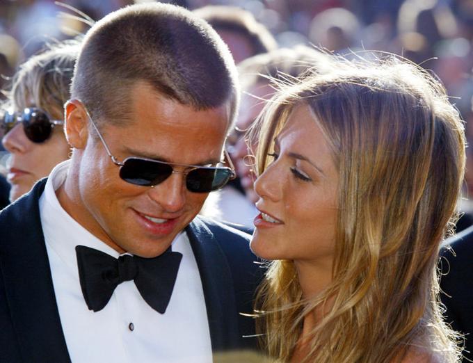 Jennifer và Brad từng kết hôn trong đám cưới xa hoa vào năm 2000 và ly hôn năm 2005.