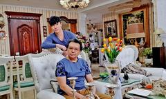 Ngôi nhà triệu đô dát vàng của gia đình Nathan Lee ở Hà Nội