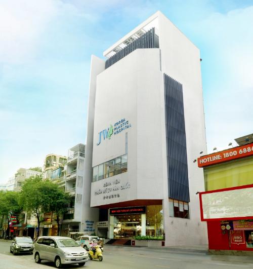 Bệnh viện JW Hàn Quốc.