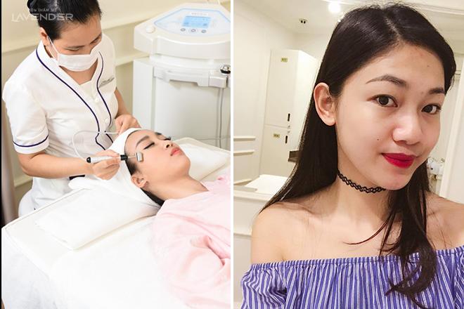Trắng da, sạch mụn thâm, căng bóng với dịch vụ chăm sóc da định kỳ của Hoa hậu Đỗ Mỹ Linh, Á hậu Thanh Tú.