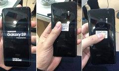 Galaxy S9 lộ ảnh thực tế