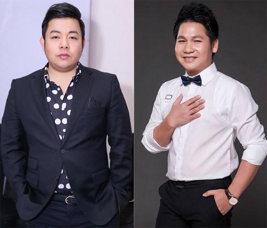 Quang Lê và Trọng Tấn lần đầu song ca.