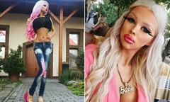 Thiếu nữ chi nghìn đô mỗi tháng để có ngoại hình giống búp bê Barbie