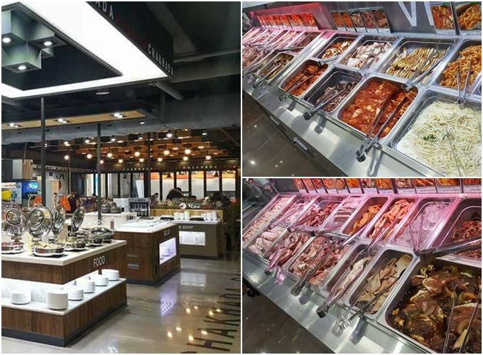 Bỏ túi 3 tiệm buffet thịt nướng bình dân Seoul cho mùa hoa anh đào - 1