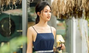 Thanh Thanh Tú gợi ý mặc đẹp cùng xu hướng xuân hè
