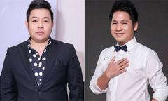 Quang Lê, Trọng Tấn lần đầu song ca trong show của nghệ sĩ đàn bầu