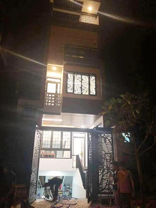 Chồng Ngọc Lan tự tay thiết kế căn nhà 5 tầng tặng vợ con - 8