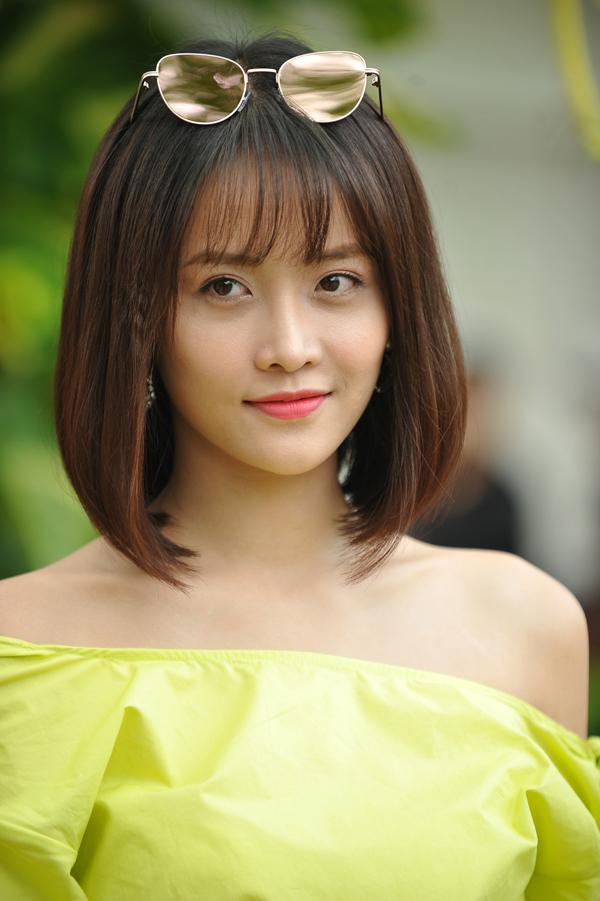 Người đẹp Trương Mỹ Nhân được tin tưởng giao vai nữ chính - côca sĩ tênYu Nhi.