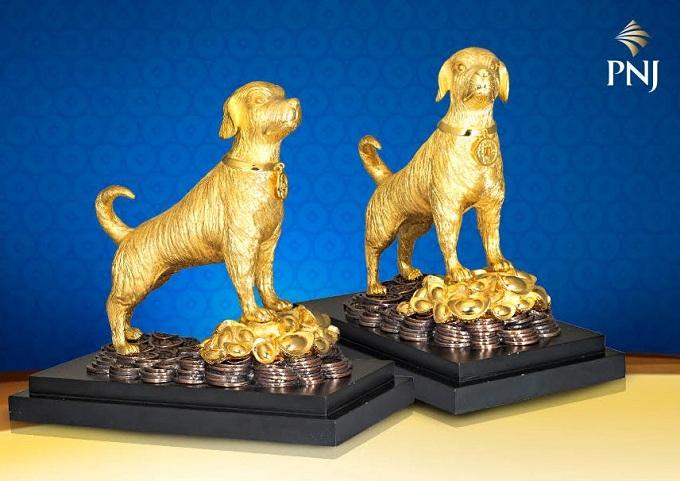 Để cả năm thêm tài lộc, từ ngày mùng 5 đến mùng 10 Âm lịch, khách hàng mua bất kỳ sản phẩm trang sức vàng PNJ tại hệ thống PNJ trên toàn quốc sẽ được tặng ngay phiếu ưu đãi Thần Tài trị giá 790.000 đồngvà 390.000 đồng. Xem chi tiết chương trìnhxem tại đây.