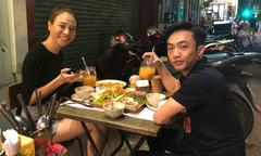 Những khoảnh khắc bên nhau của Đàm Thu Trang và Cường Đô La