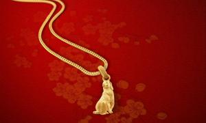Trang sức vàng thu hút tài lộc ngày Thần Tài