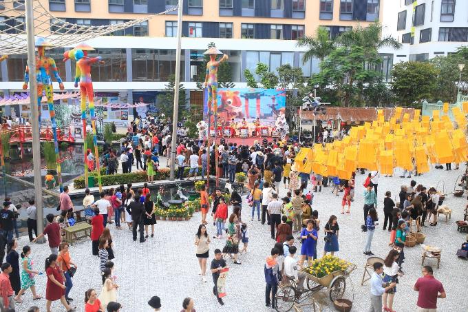 Đây là lễ hội có tầm vóc về quy mô, ấn tượng trong hình ảnh và mang nhiều thông điệp ý nghĩa về Tết truyền thống của dân tộc Việt Nam.