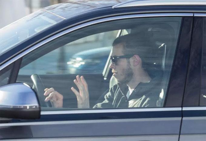 The Audi SQ7 TDI that Gareth Bale has is worth around £72k