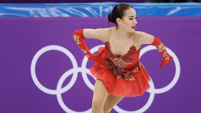 Nữ VĐV trượt băng 15 tuổi của Nga vô địch Olympic PyeongChang - 13