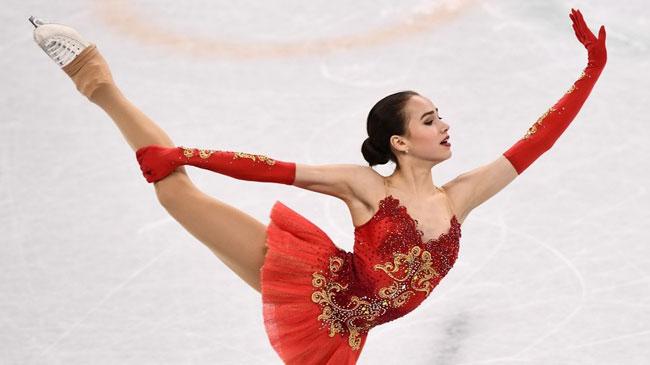 Nữ VĐV trượt băng 15 tuổi của Nga vô địch Olympic PyeongChang - 7