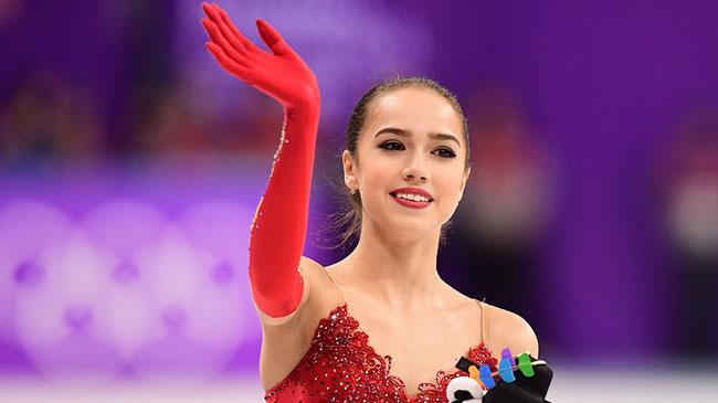 Nữ VĐV trượt băng 15 tuổi của Nga vô địch Olympic PyeongChang - 9