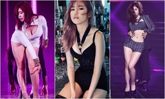 Nữ thần tượng xứ Hàn tiết lộ cách giảm cân mà không giảm size vòng một
