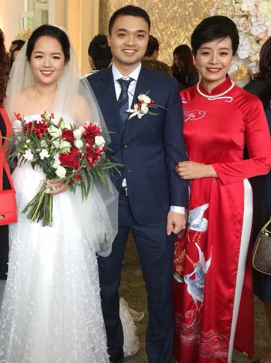 NSƯT Chiều Xuân cười không ngớt trong ngày con gái đầu lòng lấy chồng - 3