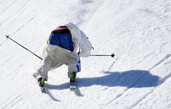 Khi các VĐV Olympic bị tụt áo, rách quần - 4