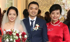 NSƯT Chiều Xuân cười không ngớt trong ngày con gái đầu lòng lấy chồng