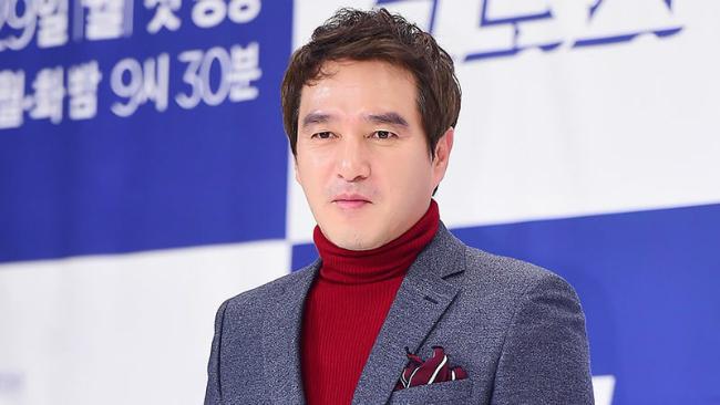Tài tử JoJae Hyun.