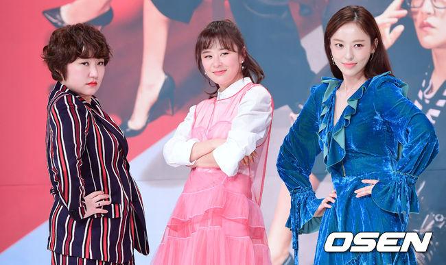 Choi Kang Hee tuổi 40 vẫn để mái mưa, diện váy hồng như gái teen - 6