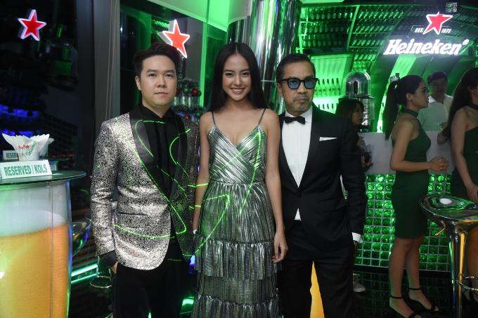 Dàn sao Việt đón năm mới tại The World of Heineken - 1