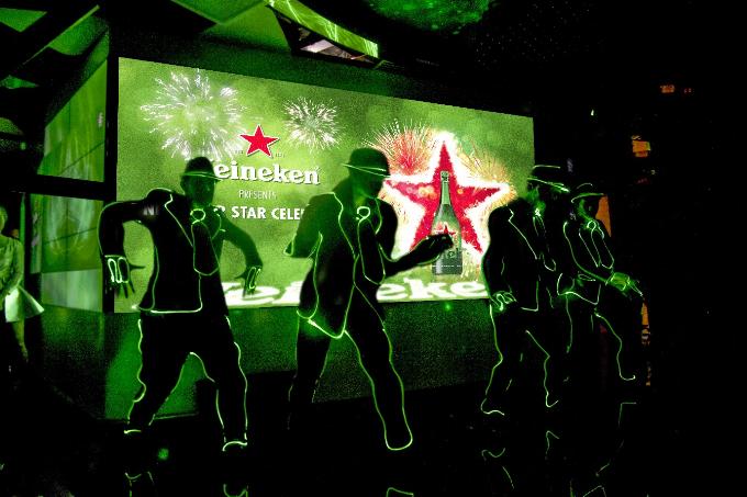 Dàn sao Việt đón năm mới tại The World of Heineken - 5