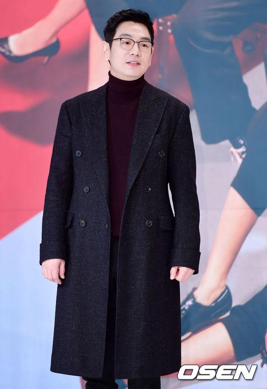 Nam diễn viên Kim Tae Woo.