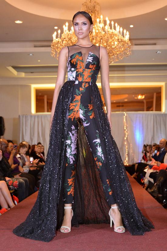 NTK gốc ViệtAudrey Nguyễn đã có show diễn giới thiệu bộ sưu tậpĐêm ngàn sao trong khuôn khổNew York Fashion Week 2018. Tham gia trình diễn là dàn chân dài bước ra từ các cuộc thi nhan sắc lớn của quốc tế, trong đó có Hoa hậu Cuba,Glady Carredeguas.