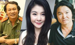 10 gương mặt chuyên đóng vai phản diện trên màn ảnh nhỏ Việt