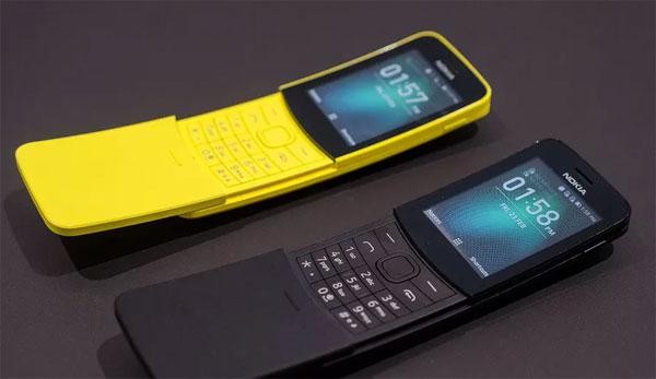 Ngoài ra, Nokia 8110 (2018) cũng sở hữu viên pin cho thời gian chờ lên đến 25 ngày. Máy được bán với giá 97 USD, bắt đầu vào tháng 5 tới.