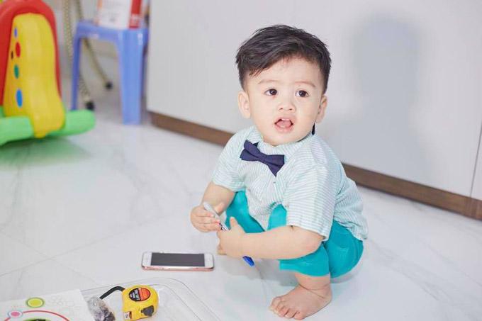 Dù con trai đã cứng cáp nhưng Ngọc Lan - Thanh Bình vẫn chưa có kế hoạch tổ chức đám cưới.