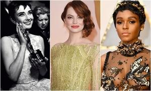 10 mỹ nhân trang điểm đẹp nhất trong lịch sử lễ trao giải Oscar