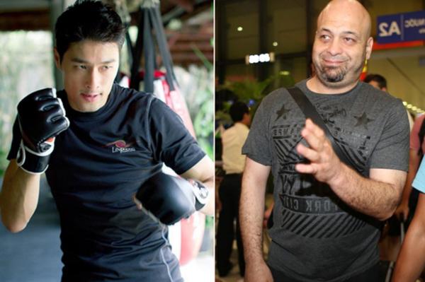 Pierre Flores tiết lộ có cuộc hẹn với Johnny Trí Nguyễn để bắt tay.