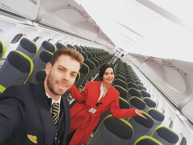 Chất lượng của các hãng hàng không thường được đánh giá bằng dịch vụ, tiện nghi, thái độ phục vụ. Nhưng mới đây, tạp chí uy tín của Anh - Monocle - vừa trao tặng một danh hiệu đặc biệt cho hãng hàng không TAP (Transportes Aéreos Portugueses), thu hút sự chú ý của dân du lịch thế giới. Hãng hàng không Bồ Đào Nha được bình chọn là sở hữu đội ngũ phi hành đoàn đẹp trai nhất thế giới.