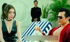 Elly Trần đóng vai nữ sát thủ sexy trong phim của Trần Bảo Sơn