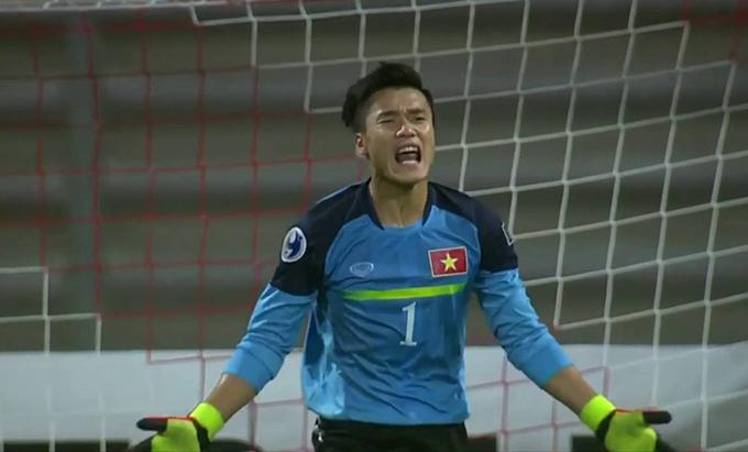 Bùi Tiến Dũng được rất nhiều người yêu mên sau giải U23 châu Á. Ảnh: FB.