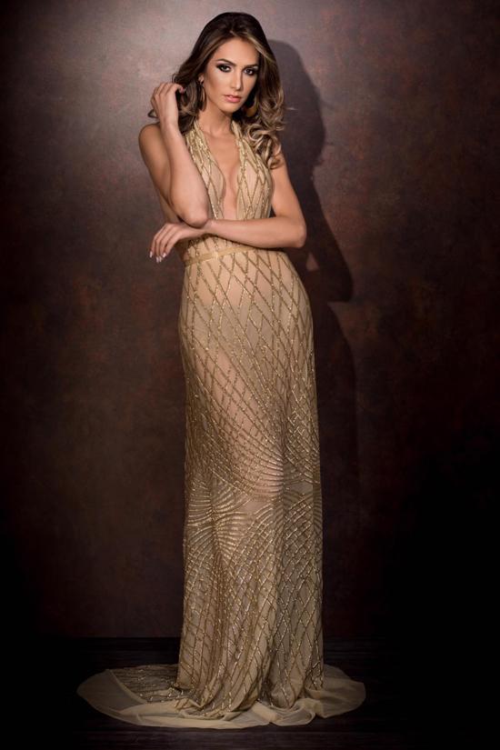 Cô được coi là một trong những ứng viên sáng giá nhất của cuộc thi Hoa hậu chuyển giới Quốc tế năm nay.