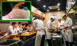 Nhà hàng Nhật Bản Omakase - nơi thực khách không được quyền chọn món