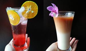 3 loại nước uống tự pha chế tại nhà ngon mê ly