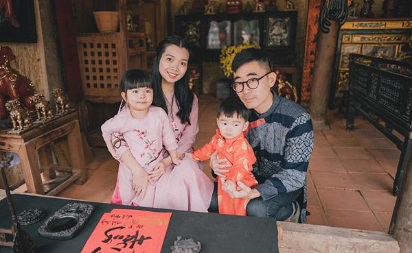 Chị Khánh Linh chia sẻ, vợ chồng chị sẽ tiếp tục thực hiện những bộ ảnh