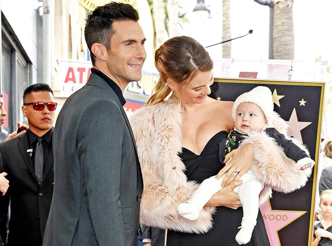 Adam Levine từ trai hư sát gái thành người đàn ông hết lòng vì vợ con - 1