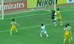 Cầu thủ U23 Việt Nam bỏ lỡ khó tin trước khung thành trống