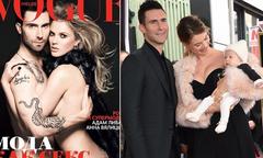 Adam Levine từ trai hư sát gái thành người đàn ông hoàn hảo của gia đình