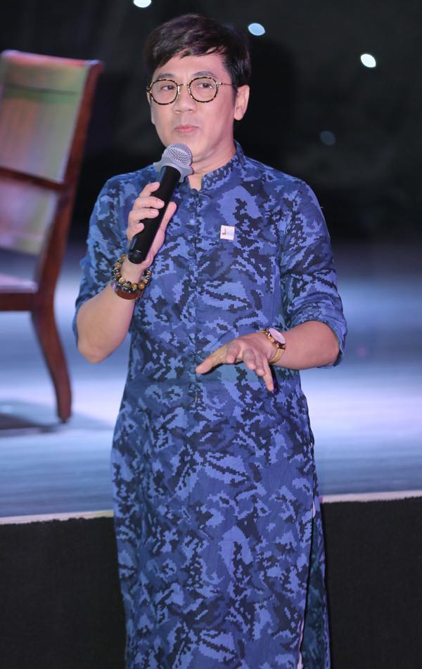 Nghệ sĩ Thành Lộc chia sẻ vinh dự khi được mời trở thành một trong11 đại sứ của chương trình.